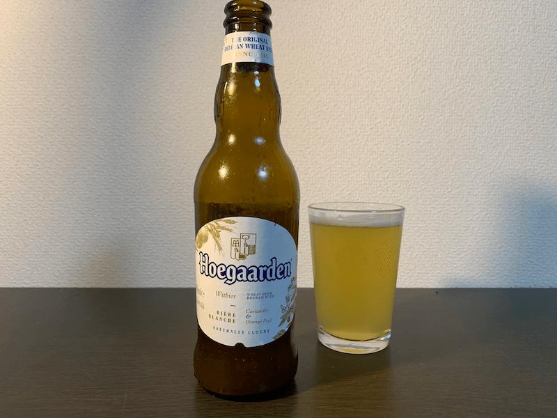おすすめの白ビールって言ったらとりあえずコレ!【ヒューガルデンホワイト】