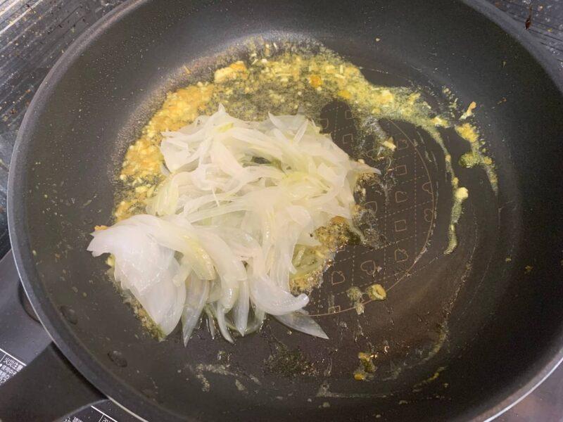 バターチキンカレーの作り方10