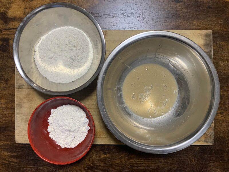 手作りピザ:マルゲリータ