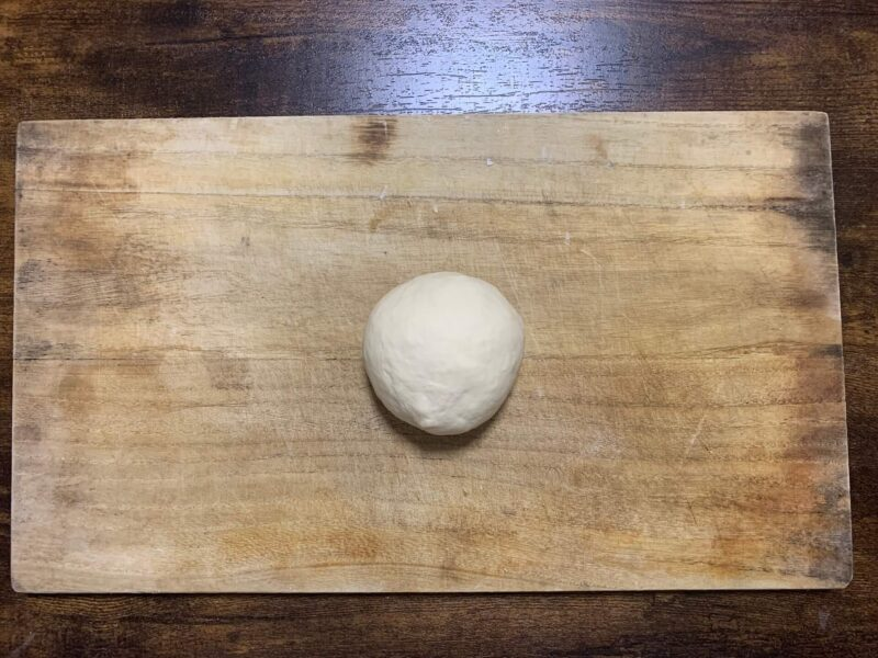 手作りピザ:マルゲリータ10