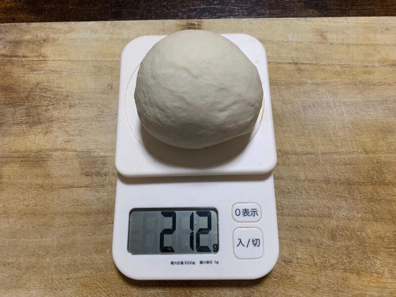 手作りピザ:マルゲリータ14
