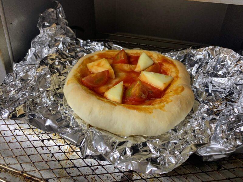 手作りピザ:マルゲリータ21