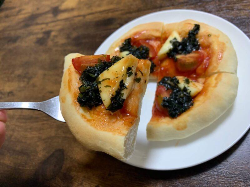 手作りピザ:マルゲリータ22