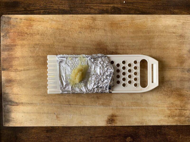 自家製すた丼の作り方